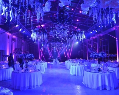 Ballroom marrakech wedding