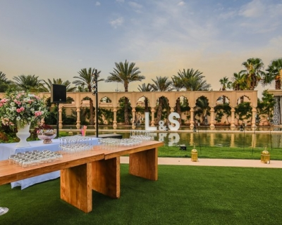 mariage palace luxe