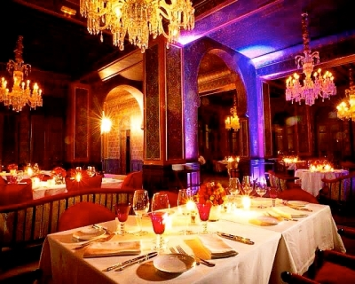 Theme Of The Reception And Decoration Maev Maroc
